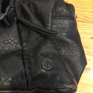 Lululemon All Day Duffel with Yoga Mat Strap